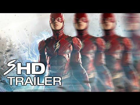 The Flash 2018 - EZRA MILLER Movie Trailer (HD) Fan Made
