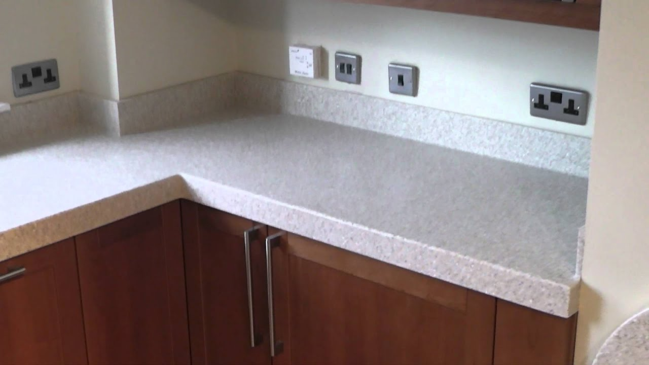 Corian Sahara Luxury Kitchen Worktops By Prestige Work