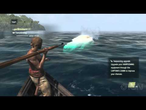 Assassin's Creed 4 Walkthrough - The White Whale