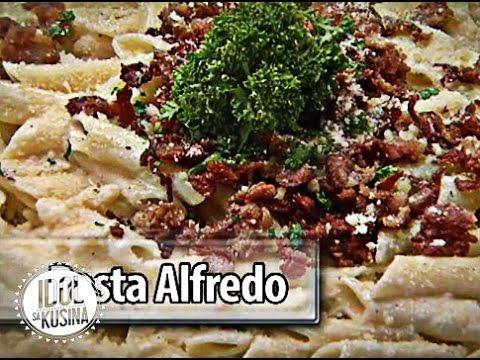 Pasta Alfredo by Louise delos Reyes