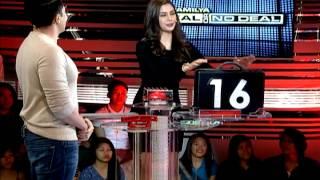 Kapamilya Deal Or No Deal May 6, 2015 Teaser