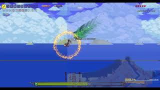 Duke Fishron No-Hit (Death Mode)