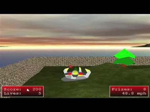 Online Video Game EPK for client