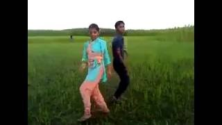 girl  with boy  sexy dance New Funny Video Download