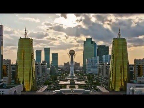 Astana, Kazakhstan - Unravel Travel TV