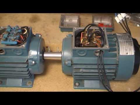 Generador Asincrono
