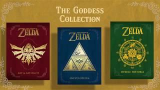 The Legend of Zelda Encyclopedia - Official Trailer