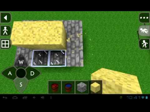 Survivalcraft как сделать генератор базальта и гра - YouTube