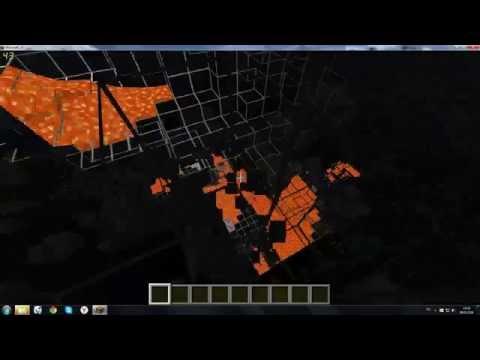 Майнкрафт чит на просмотр сквозь блоков