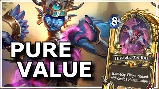 Hearthstone - Best of Pure Value