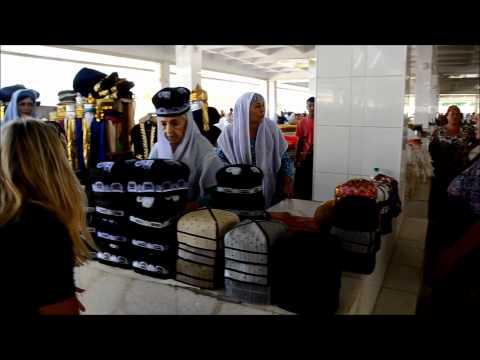 Сиабский рынок в Самарканде 2011 (Full HD)