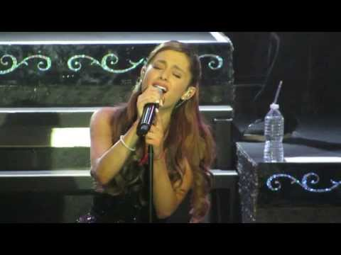 Ariana Grande - Honeymoon Avenue (August 14, 2013)
