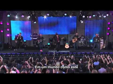 Backstreet Boys - In A World Like This Legendado video