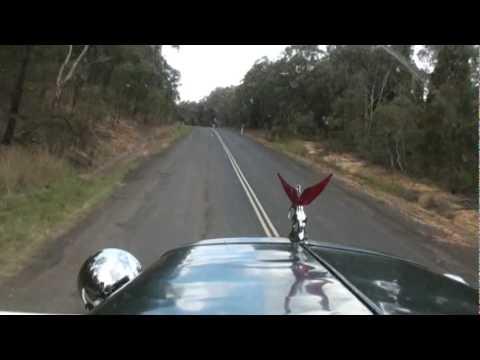 Screaming Diamond T 6V53 Detroit Diesel Road Run