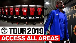 Manchester United | Tour 2019 | Access All Areas v Inter Milan | International Champions Cup