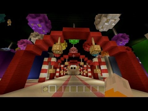 Minecraft Xbox 360 - Giant Christmas Tree