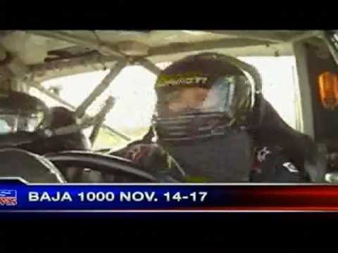 McMillin Realty Racing Team Talks the 2012 Baja 1000, Nov. 14-17