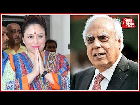 Rajya Sabha Election 2016: Preeti Mahapatra Battles It Out With Kapil Sibal