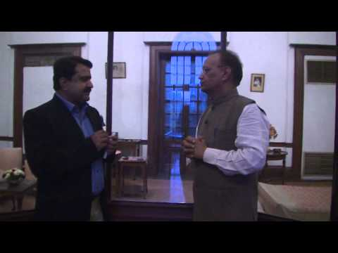 Rajesh Kumar Singh with Devendra Shastri on Pt. Nehru.
