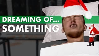 Dreaming Of... Something - Crazy Christmas Knockouts - Day 4