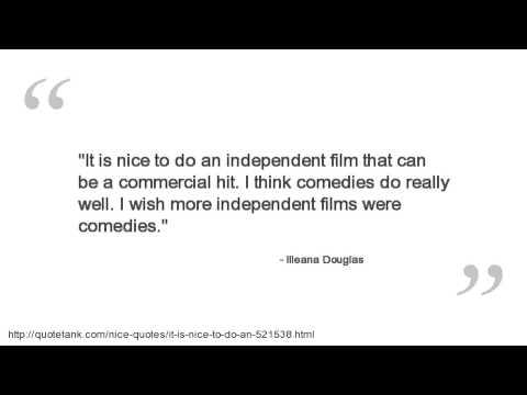 Illeana Douglas Quotes