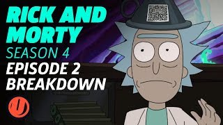 "Rick and Morty Season 4 Episode 2 ""The Old Man and the Seat"" Breakdown"