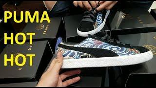 Bộ Sưu Tập Giày Puma Độc Đáo của Andy Vu (Vlog 87)