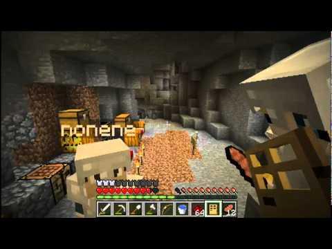 [irpg Minecraft TV] — Episode 16 — Izenberg Dungeon (Part3)