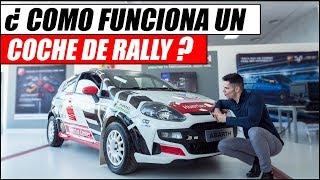 ¿ CÓMO FUNCIONA UN COCHE DE RALLY DE COMPETICIÓN ? | Supercars of Mike