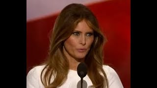 Melania Trump 'Relieved' Husband Donald Will Also Attend George H W  Bush's Funeral