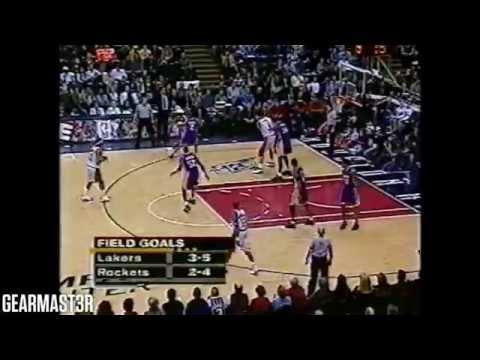 Steve Francis - 44 pts, 11 asts vs Lakers Full Highlights (2003.01.17)