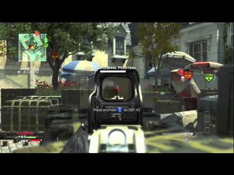 MW3: Acr Custom: Worst Luck for Pavelows Commetnary