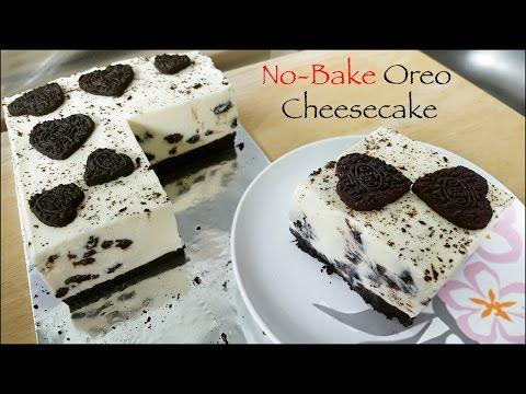 No-Bake Oreo Cheesecake [in English]