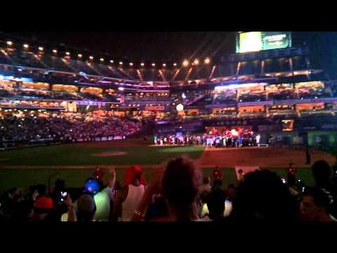 NAS concert @ Citi Field July19 2013