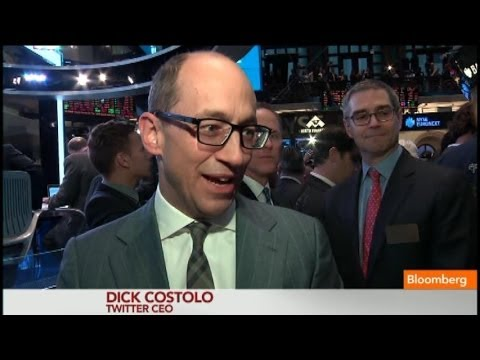 CEO Dick Costolo: Investors Really Understand Twitter