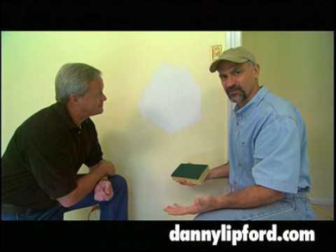 Drywall Sponge Sanding