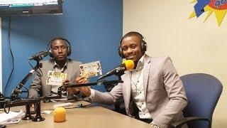 1340am WPBR 96.1FM RADIO Nouvelle Lumiere live Interview by Frere Desir & Frere Lhomme
