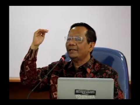 Mahfud MD: Strong Leadersip