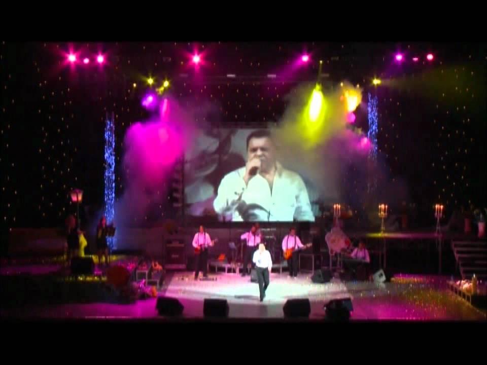 Ovidiu Komornyik - Pe mine cine ma saruta (concert Chisinau 2009 ...