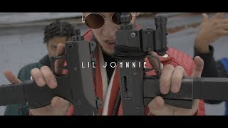 """Lil Johnnie - """"Pop Out"""" (Prod. By Deedotwill) Official Music Video"""