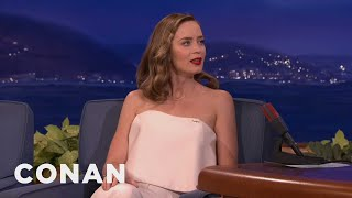 Emily Blunt Almost Killed Tom Cruise