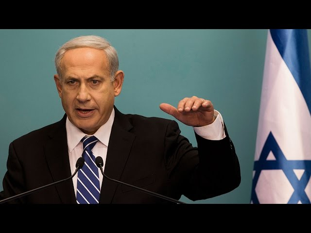 Israeli Prime Minister Netanyahu's Hawkish Speech At Congress