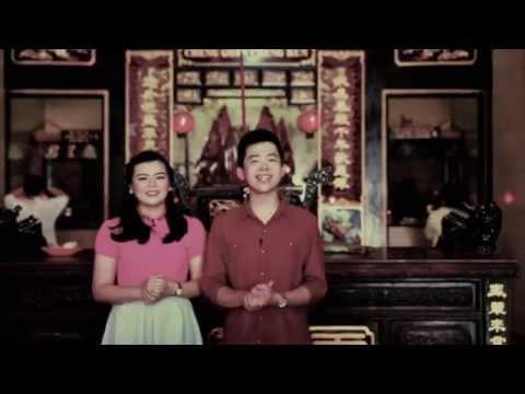 BINUS TV Chinese New Year 2566 Greeting ver. FEBBY & ANDRE