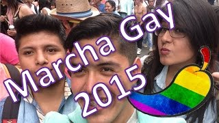 Marcha Gay 2015 Cd De México #LoveWins - Vlog Job
