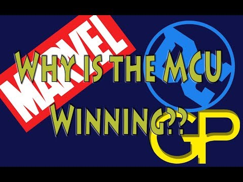 Why is the MCU beating the DCEU?
