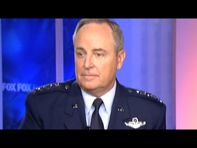 Air Force general on why he's a proud American