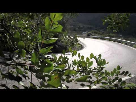 Kebbek Spain Skatecations - Smooth mountain road