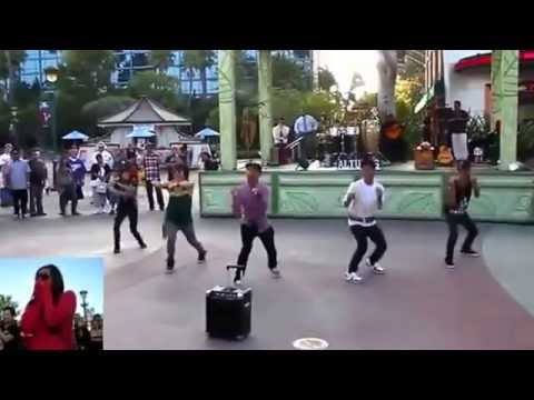 AMAZING !! MENYATAKAN CINTA DENGAN BREAK DANCE !!