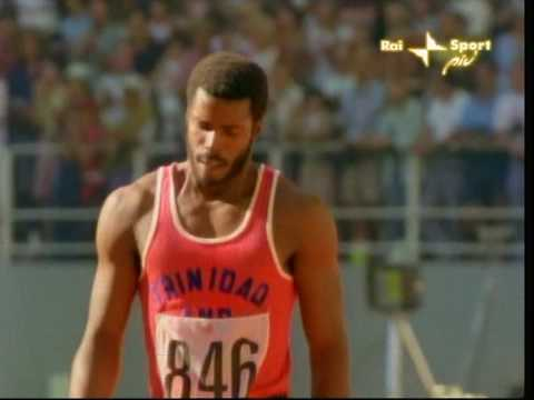 1976 Montreal olympic 100m final