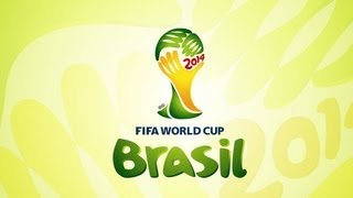 FIFA WORLD CUP 2014 theme intro long version HD